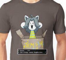 Tem Always Wanna DogResidus...! Unisex T-Shirt