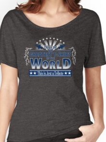 Tribute Women's Relaxed Fit T-Shirt