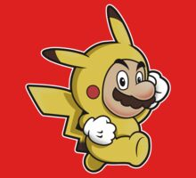 Pika Suit Kids Clothes