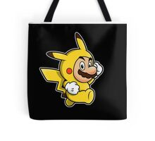 Pika Suit Tote Bag