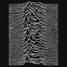 Joy Division - Unknown Pleasures - Ian Curtis by James Ferguson - Darkinc1