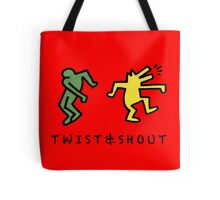 Twist & Shout - Keith Haring Tote Bag