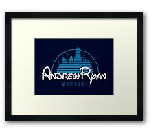 Andrew Ryan - Rapture Framed Print