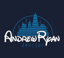 Andrew Ryan - Rapture by Adho1982