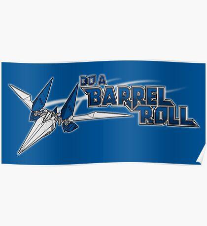 Do a Barrel Roll Poster