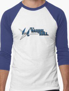 Do a Barrel Roll Men's Baseball ¾ T-Shirt