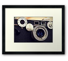 The Brick Framed Print