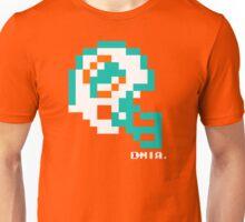 Miami Helmet - Tecmo Bowl Shirt Unisex T-Shirt