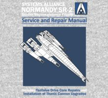 SR2 Service and Repair Manual Kids Clothes
