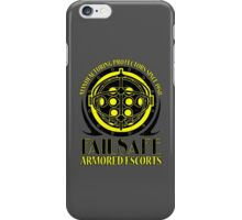 Failsafe Armored Escorts worn iPhone Case/Skin