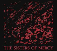 The Sisters Of Mercy - The World's End - No Time To Cry by James Ferguson - Darkinc1