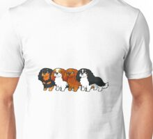 Cavalier Collection - Horizontal Unisex T-Shirt