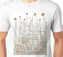 Between those lines Unisex T-Shirt