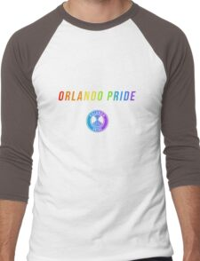 Orlando Pride - Graphic 3 (special - lgbtq) Men's Baseball ¾ T-Shirt