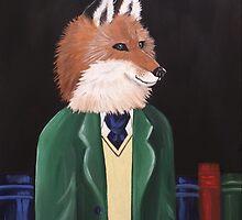 Professor Fox by Lynn Wright