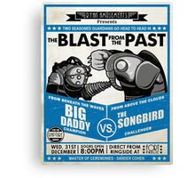 The Blast from the Past Canvas Print