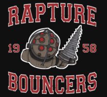 Rapture Bouncers Kids Clothes