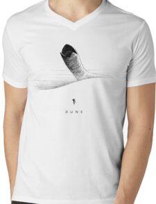 DUNE  Mens V-Neck T-Shirt