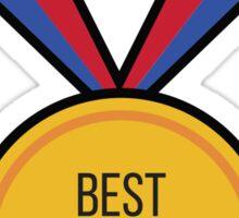 Best Napper Award Sticker