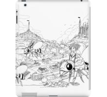 Flight From Capira iPad Case/Skin