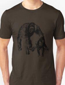 vector monkey T-Shirt