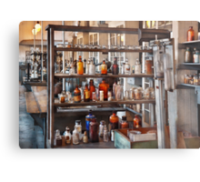 Chemist - Where science comes from Metal Print