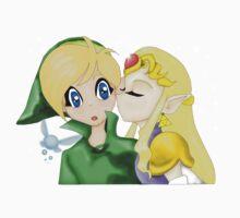 Zelda's Kiss Baby Tee