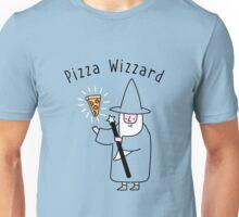 Pizza Wizzard Unisex T-Shirt