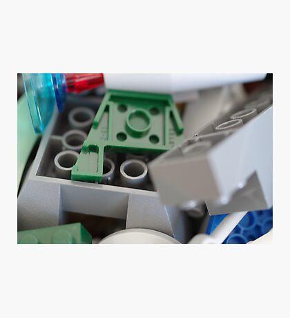 Lego Bricks Photographic Print