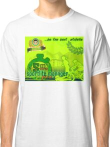SportLifeManager Pro Classic T-Shirt