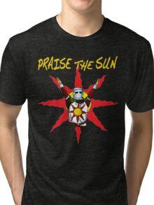 Praise the sun 2 Tri-blend T-Shirt