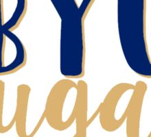 BYU Cougars Sticker