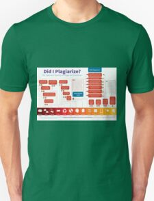 Did I Plagiarize? T-Shirt