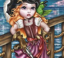 Pirate Girl by pellenberger