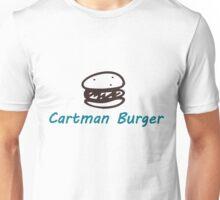 Cartman Burger Unisex T-Shirt