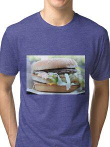 McDonalds Big Mac Attack Tri-blend T-Shirt