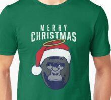 Merry Christmas Harambe Unisex T-Shirt