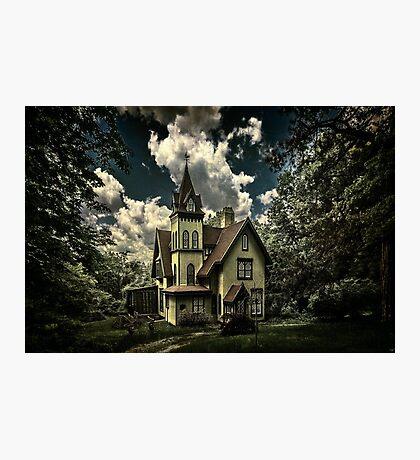 The Pixie House Photographic Print