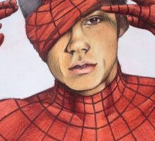 Dylan O'Brien|Spider-Man Sticker