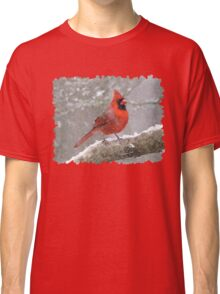 Oh, the Weather Outside is Frightful   Classic T-Shirt
