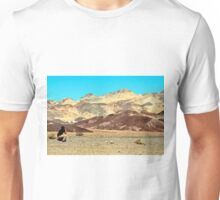 At Death Valley national park, USA Unisex T-Shirt