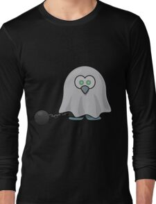 Ghost of a Penguin Long Sleeve T-Shirt