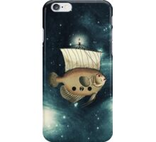 5 Weeks in A Flying Yellow Fish iPhone Case/Skin