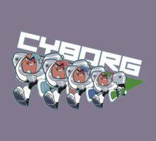 Cyborg Kids Tee