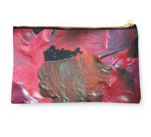 messy artist paint Studio Pouch