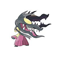 Mega Evolution Mawile Photographic Print
