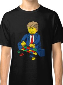 Build A Wall Trump T-Shirt T-Shirt Classic T-Shirt
