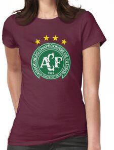 Chapecoense Womens Fitted T-Shirt