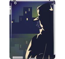 Mysterious Man iPad Case/Skin
