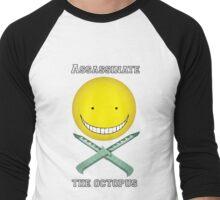 Assassinate the Octopus Men's Baseball ¾ T-Shirt
